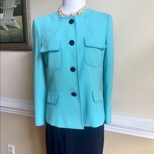Kasper Ladies 2 pc Skirt and blazer suit